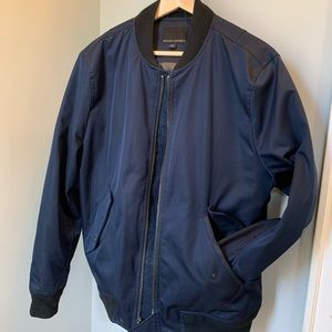 Banana Republic bomber jacket